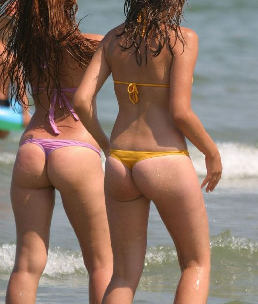 Awesome Pair Of Butts!
